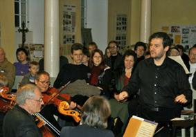 Budinstein-Dirigent